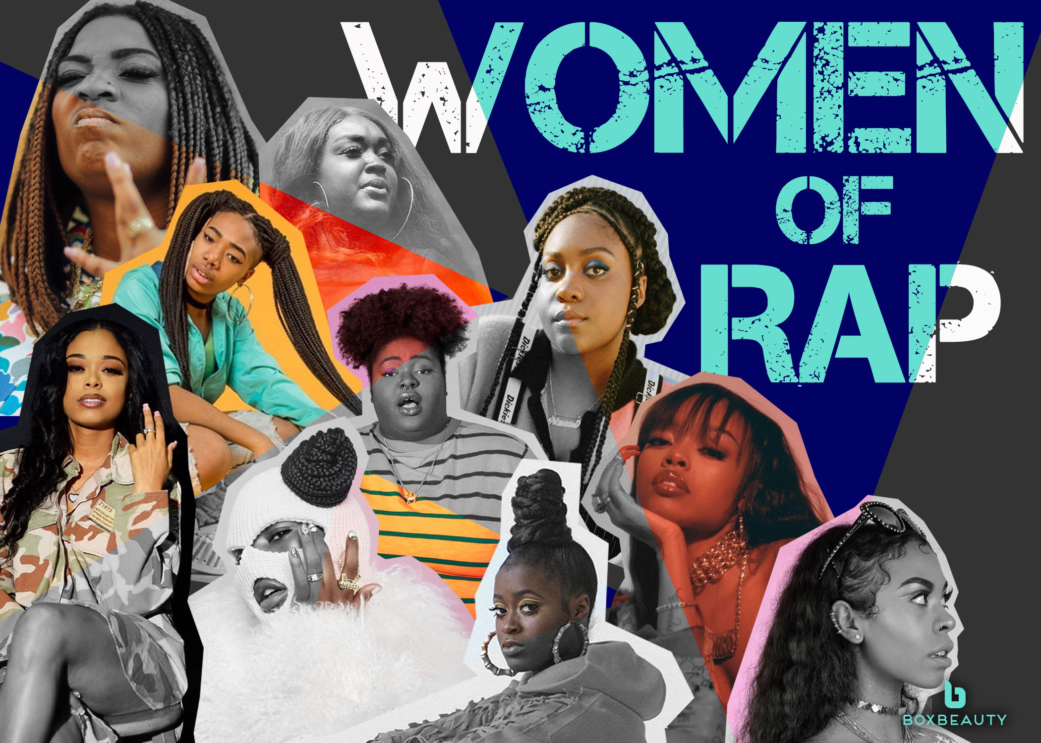 Women of Rap: Who We're Listening To