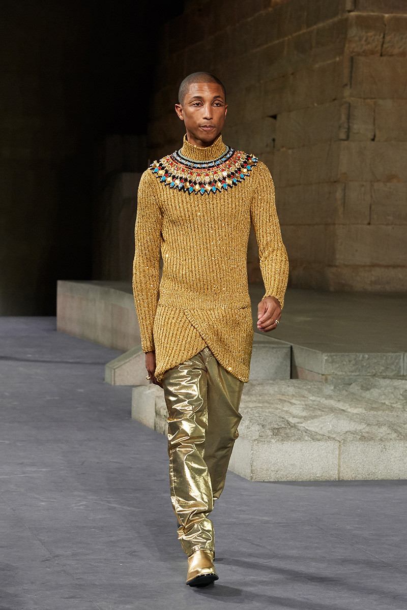 Style of the Pharaoh